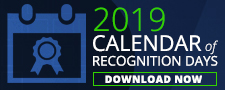 2019 recognition calendar download
